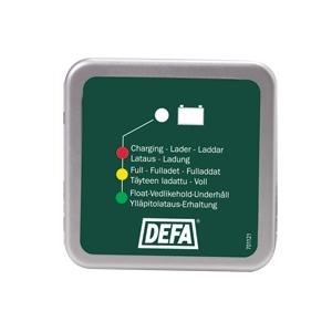 LED панель заряда аккумулятора