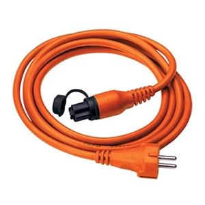 DEFA 460961 кабель уличный 5 метров (2.5 мм)