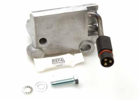 DEFA 411855 подогреватель двигателя