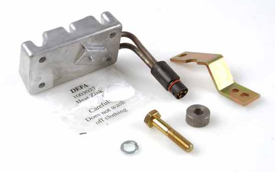 DEFA 411864 подогреватель двигателя