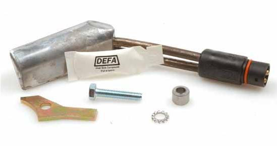 DEFA 412818 подогреватель двигателя