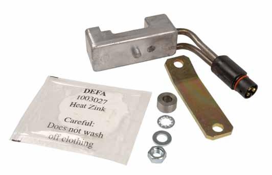 DEFA 412828 подогреватель двигателя
